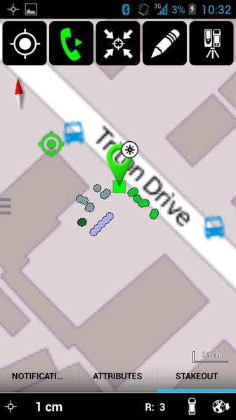 Zeno 20 - map phone icon
